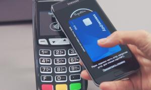Samsung создают банковскую карту нового поколения