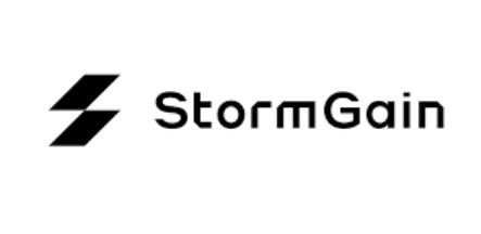 Регистрация в StormGain