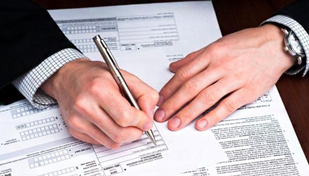 Процесс получения справки о регистрации