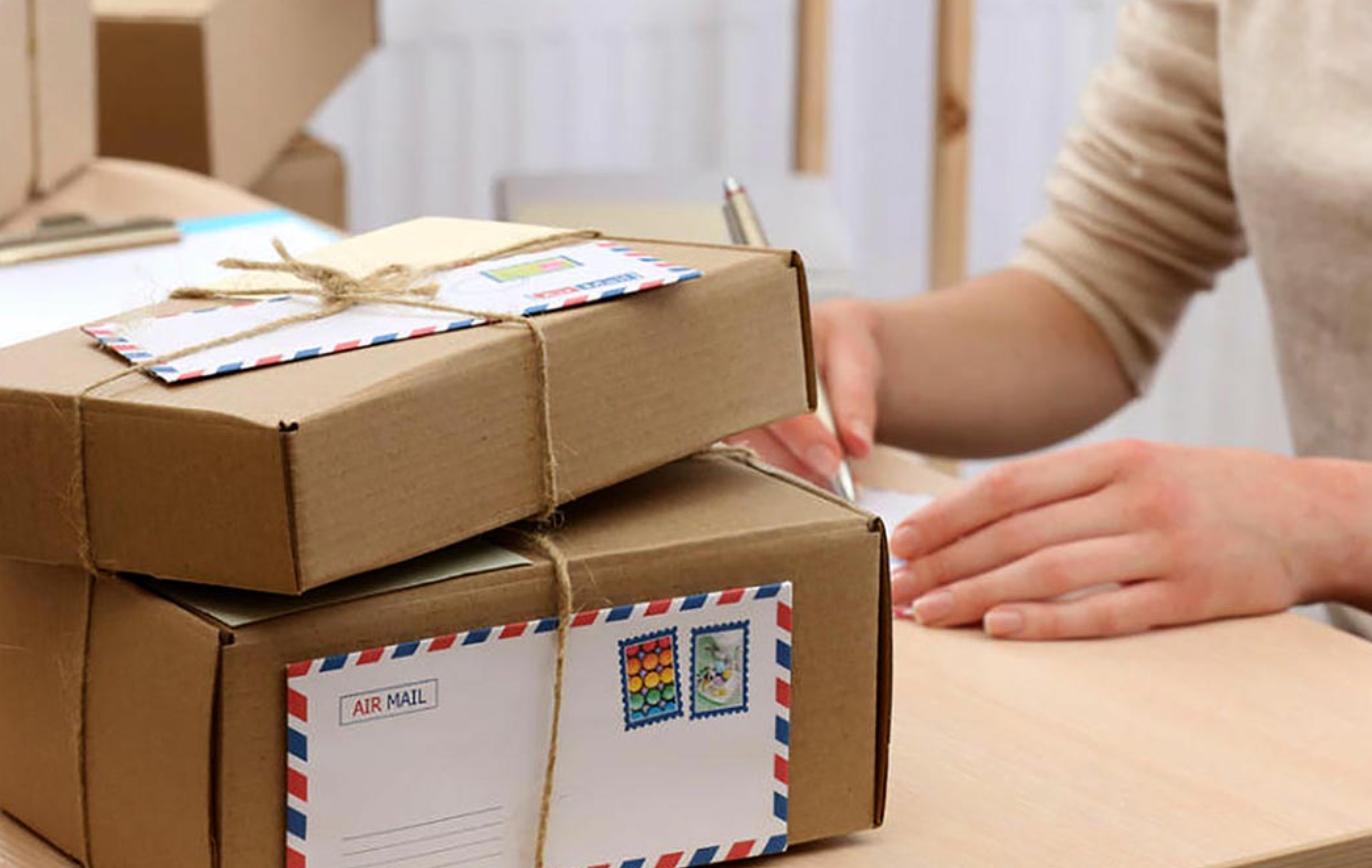 Налоги на посылки в Украине