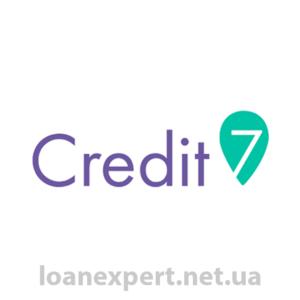 Срочный кредит в Credit7