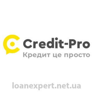 Быстрый кредит в Credit Pro