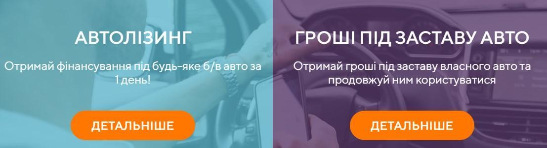 Оформить автокредит в сервисе AUTOMONEY