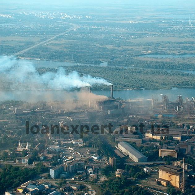 Кредит с 18 лет: Днепродзержинск