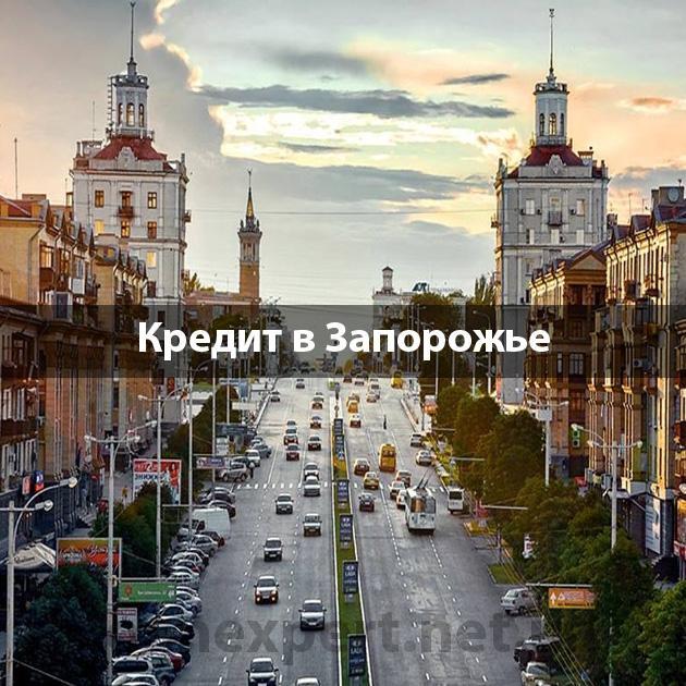 Как взять кредит в Запорожье?
