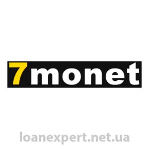 Оформить кредит в сервисе 7monet