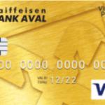 Карта для частных клиентов, в ин. валюте Gold от Райффайзен Банк Аваль