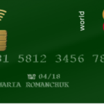 Card Blanche Debit «Green Social» от Идея Банка