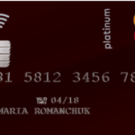 Card Blanche Debit «Brown Fund» от Идея Банка