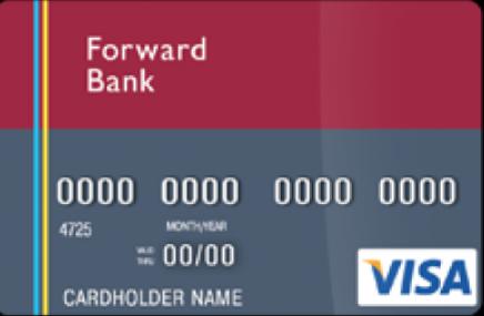 Доходная карта от Форвард Банка