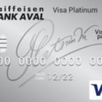 Карта Platinum для частных клиентов от Райффайзен Банк Аваль