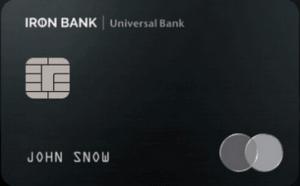 Офомить Карта IRON BANK