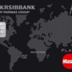 Зарплатная карта De Luxe от Укрсиббанка