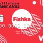 Дебетовая карта Активный Visa Fishka от Райффайзен Банк Аваль
