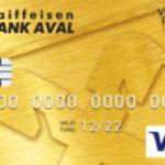 Карта Оптимальный + Visa Gold от Райффайзен Банк Аваль