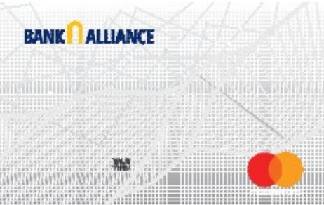 Карта Персональная MC Debit от Банка Альянс