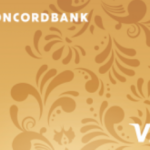 Зарплатная Visa Gold от Конкорд Банка