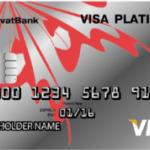 Карта Visa Lady Platinum от Приватбанка