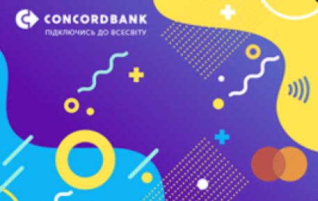 Карта Зарплатная MC Debit World от Конкорд Банка