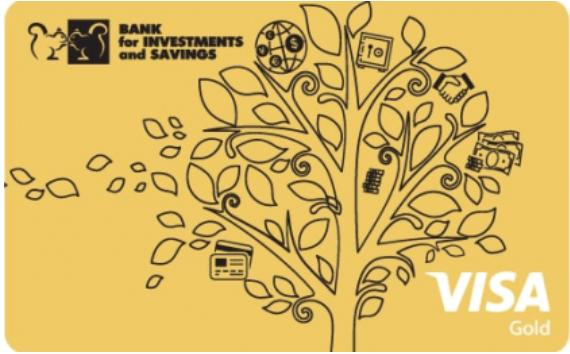 Карта моряка Gold от Банка Инвестиций и Сбережений