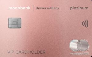 Оформить Карта платинум Monobank