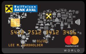 Оформить Кредитная карта World MasterCard