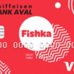 Карта Оптимальная Visa Fishka chip payWave от Райффайзен Банк Аваль