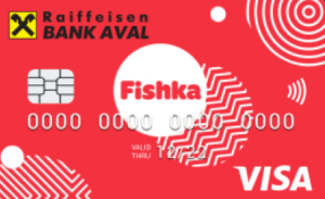 Карта Оптимальная Visa Fishka chip payWave