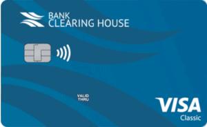 Оформить Visa Classic от Банка Клиринговый Дом