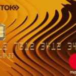 Золотая кредитная карта Удобно снимать MC Gold от Банка Восток