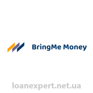 Процесс оформления займа через BringMe Money